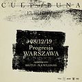 Hard Rock / Metal: Cult Of Luna + Brutus, A.A. Williams , Warszawa