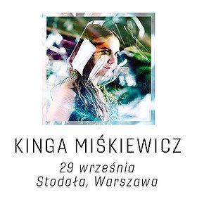 Koncerty: Kinga Miśkiewicz