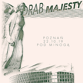 Pop / Rock: Drab Majesty - Poznań