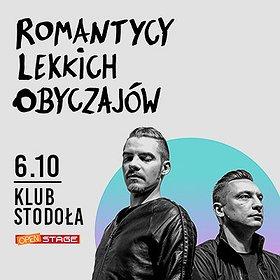 Koncerty: Romantycy Lekkich Obyczajów