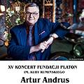 Inne: XV koncert Fundacji Platon, Toruń