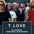 Koncerty: T.LOVE, Warszawa