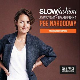 Bilety na Targi Slow Fashion #9 – Warszawska Jesień
