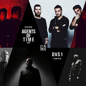 Clubbing: Urodziny Tamy: AgentS of Time (live) / DVS1