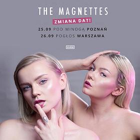 Koncerty: The Magnettes - Warszawa