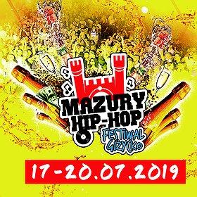 Hip Hop / Reggae: Mazury Hip Hop Festiwal 2019