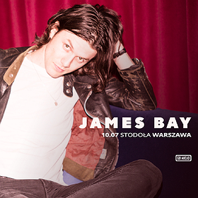 Pop / Rock: James Bay