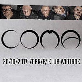 Koncerty: COMA w Zabrzu