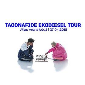Koncerty: Taconafide (Taco x Quebo): Ekodiesel Tour – Łódź