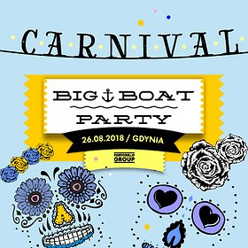 Bilety na Big Boat Party - rejs 2