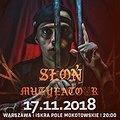 Concerts: Słoń - Mutylatour - Warszawa, Warszawa
