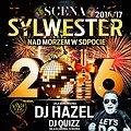 Imprezy: Sylwester 2016/2017 nad morzem w Sopocie / Hazel / Quizz / Buźka, Sopot