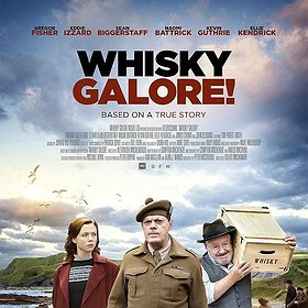 Inne: Whisky Galore (2016 / Gillies MacKinnon)