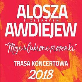 Koncerty: Alosza Awdiejew. Moje ulubione piosenki