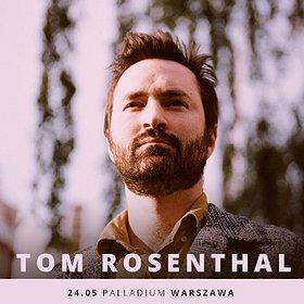 Koncerty: Tom Rosenthal - Warszawa