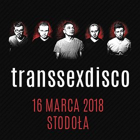 Koncerty: Transsexdisco - OPEN STAGE