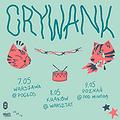 Koncerty: Crywank, Poznań