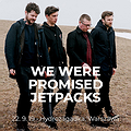 Pop / Rock: We Were Promised Jetpacks, Warszawa