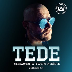 "Koncerty: TEDE ""TOURRRNE"""
