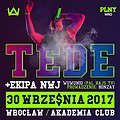 Koncerty: TEDE & EKIPA NWJ / OFICJALNA PREMIERA SKRRRT WE WROCŁAWIU, Wrocław
