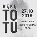 Koncerty: KęKę - Warszawa, Warszawa