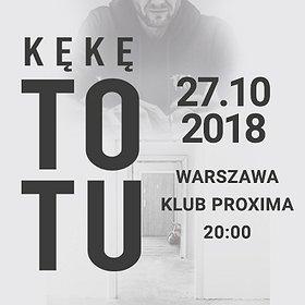 Koncerty: KęKę - Warszawa