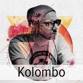 Events: The Backroom! #18 pres. Kolombo