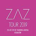 Koncerty: ZAZ - Kraków, Kraków