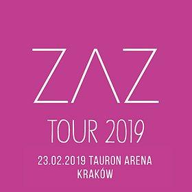 Bilety na ZAZ - Kraków