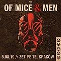 Hard Rock / Metal: Of Mice & Men , Kraków