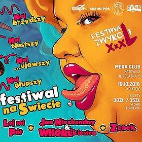 Koncerty: Festiwal Zwyroli XXXL