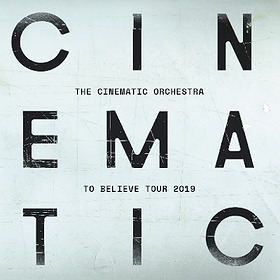 Concerts:  The Cinematic Orchestra - Warszawa