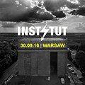 Imprezy: INSTYTUT , Warszawa
