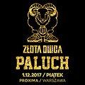 Koncerty: Paluch - Złota Owca - Warszawa, Warszawa