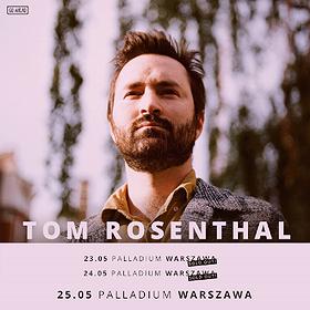 Pop / Rock: Tom Rosenthal III termin - Warszawa