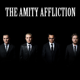 Koncerty: The Amity Affliction