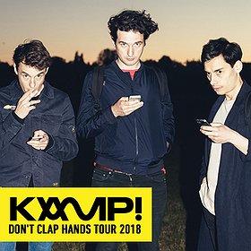 Concerts: KAMP! - Warszawa