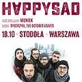 Concerts: Happysad, Warszawa