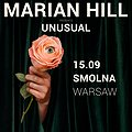 Koncerty: Marian Hill, Warszawa