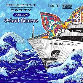 Imprezy: Big Boat Party 2019 | Rejs #2