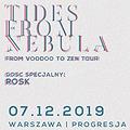 Hard Rock / Metal: Tides from Nebula + Rosk - Warszawa, Warszawa