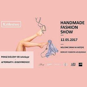 : Handmade Fashion Show by Julia Szyje