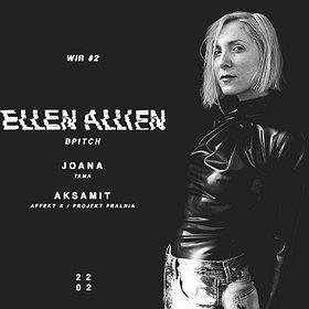 Imprezy: WIR #2: Ellen Allien