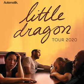 Bilety na Little Dragon