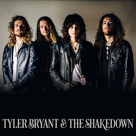 Koncerty: Tyler Bryant & The Shakedown