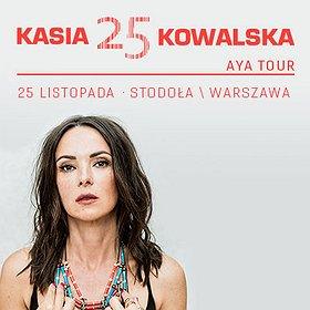 Concerts: Kasia Kowalska