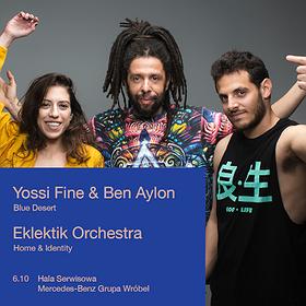 Koncerty: Finał Eklektik Session 2019: Yossi Fine & Ben Aylon + Eklektik Orchestra