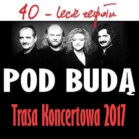 Concerts: 40-lecie Zespołu Pod Budą
