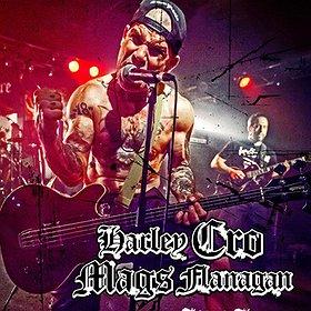 Koncerty: Harley Cro-Mags Flanagan