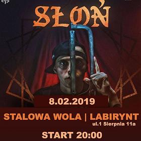 Koncerty: Słoń - Stalowa Wola